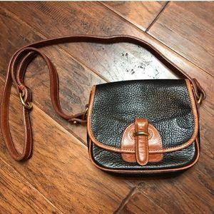 Coach vintage leather crossbody purse